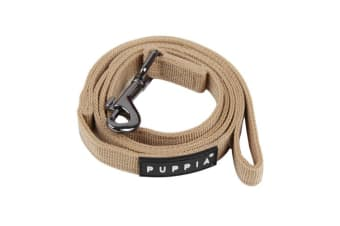 Puppia Two Tone Dog Lead (Beige)