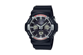 Casio G-Shock Analog Digital Watch with Resin Band - Black (GAS100-1A)
