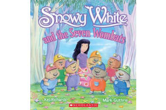 Snowy White and the Seven Wombats