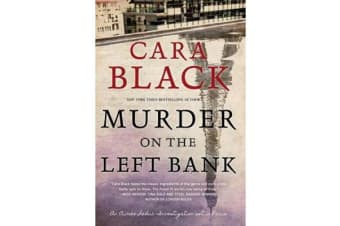 Murder On The Left Bank - An Aimee Luduc Investigation #18