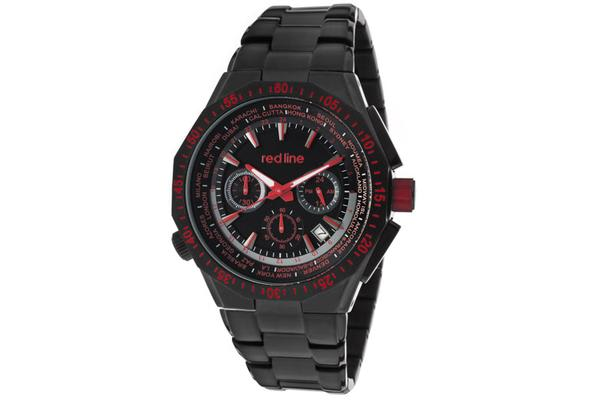 Red Line Men's Travel (RL-50029VD-BB-11RD)