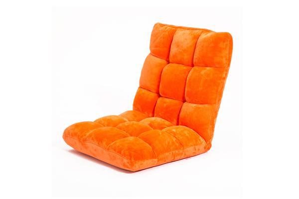 Lounge Sofa Bed LayZ - ORANGE