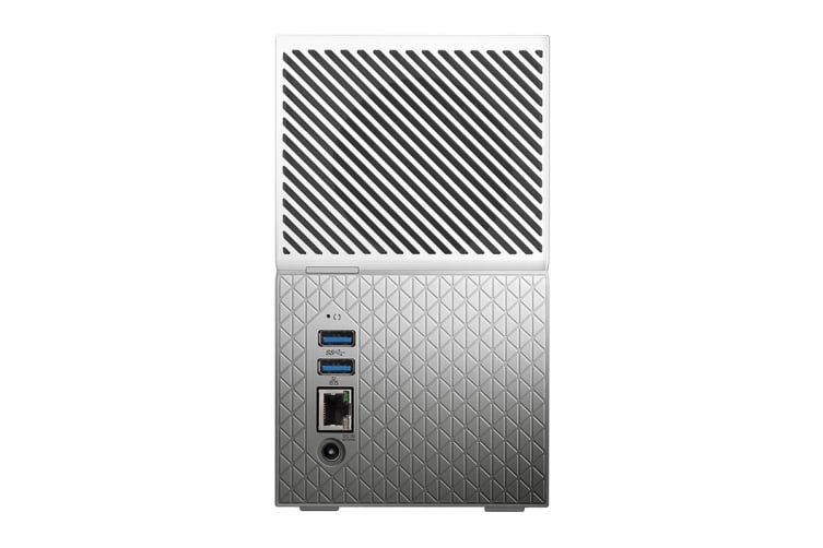 WD My Cloud 8TB Home Duo Personal Cloud Storage (WDBMUT0080JWT-SESN)