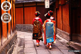 JAPAN: 16 Day Timeless Japan Tour Including Flights for Two