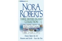 Nora Roberts Three Sisters Island CD Collection - Dance Upon the Air, Heaven and Earth, Face the Fire