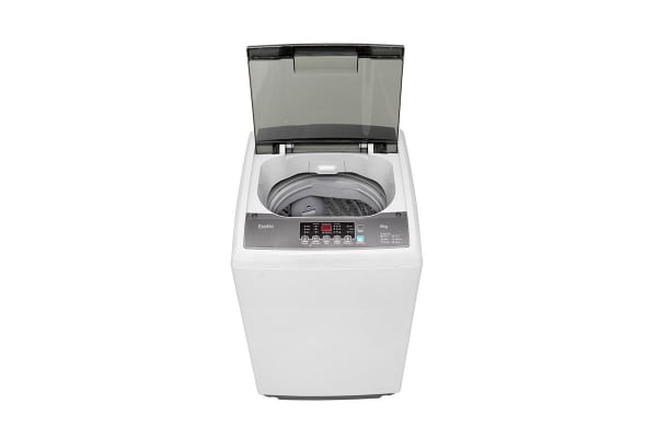 Esatto 6kg Top Load 700RPM Washing Machine - White (ETL6)