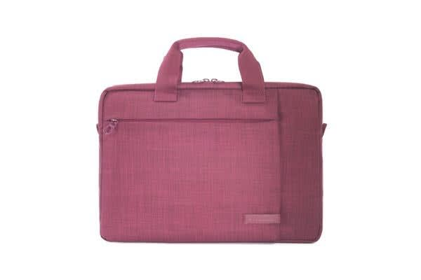 "Tucano Svolta Case Medium for 13.3"" and 14"" Notebooks - Burgundy"