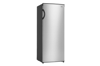 Esatto 172L Upright Freezer - Stainless Steel (EUF172S)