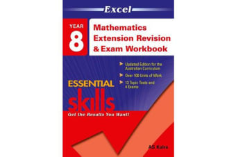 Year 8 Mathematics Revision & Exam - Workbook 2 - Extension