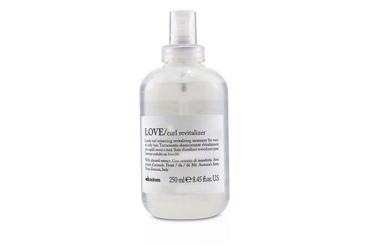 Davines Love Curl Revitalizer (Lovely Curl Enhancing Revitalizing Treatment For Wavy or Curly Hair) 250ml