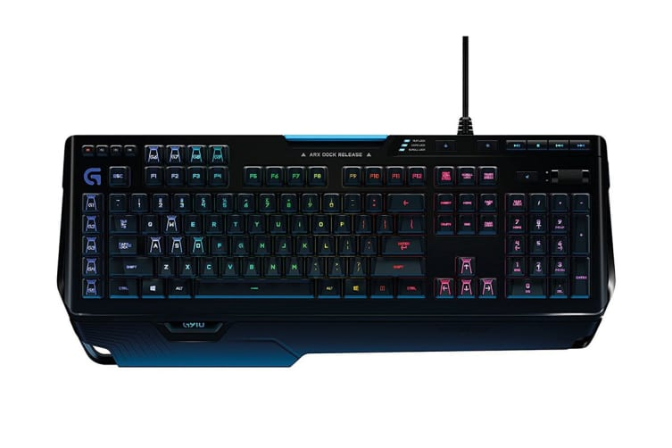 Logitech G910 Orion Spectrum Rgb Mechanical Gaming Keyboard (920-008021)