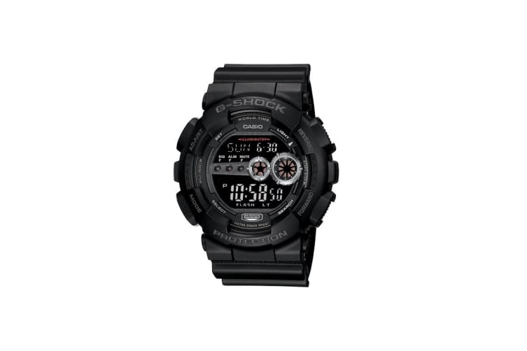 dde2fc38c Casio G-Shock Digital Watch - Black (GD100-1B) - Kogan.com