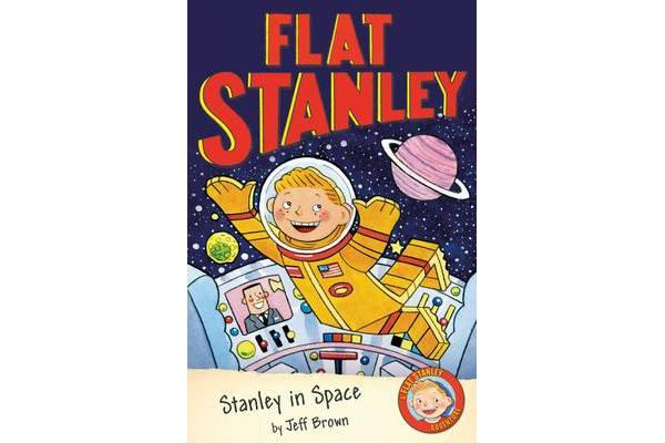 Flat Stanley in Space