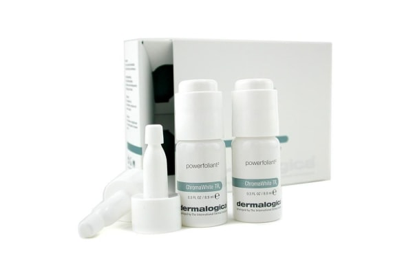 Dermalogica Chroma White TRx Powerfoliant 2 (2x8.9ml/0.3oz)
