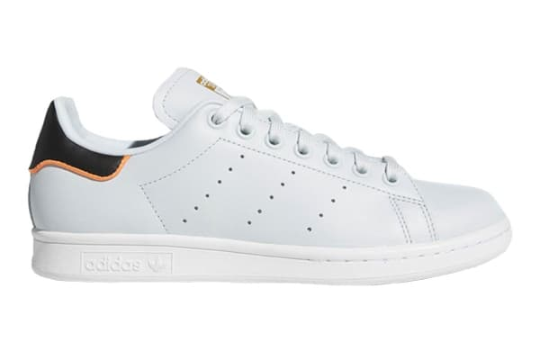 save off b0fa7 a1b3a Adidas Originals Women s Stan Smith Shoes (Blue Tint Core Black, Size 6) -  Kogan.com