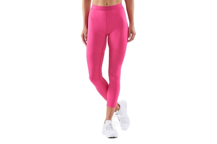 SKINS DNAmic Women's 7/8 Tights (Pink, Size L)