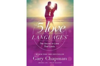 The 5 Love Languages Audio CD - The Secret to Love That Lasts