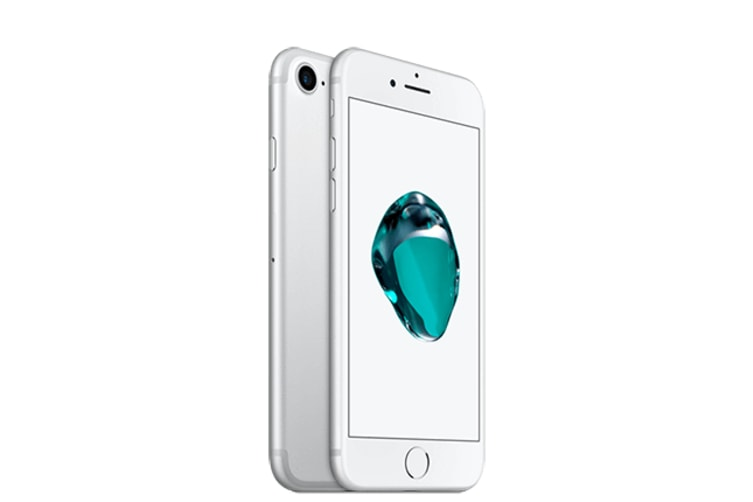 iPhone 7 - Silver 128GB - Average Condition Refurbished