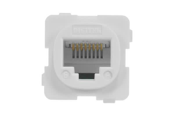 Digitek Rj45 Cat6A Mechanism Socket