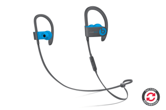 Beats Powerbeats3 Wireless Earphones Refurbished (Blue) - A+ Grade