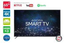 "Refurbished Kogan 65"" Agora Smart 4K LED TV (Series 8 KU8000)"