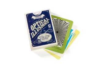 Optical Illusions Card Set | Ginger Fox magic magician trick