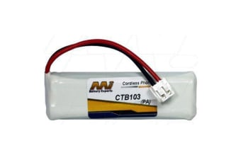 Cordless Telephone Battery for GP  VTHC04RN00  Oricom Telstra 2.4v  Nimh CTB103
