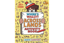 Where's Wally? Across Lands - Activity Book