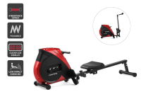 Fortis Foldable Mechanical Exercise Rowing Machine - Manual