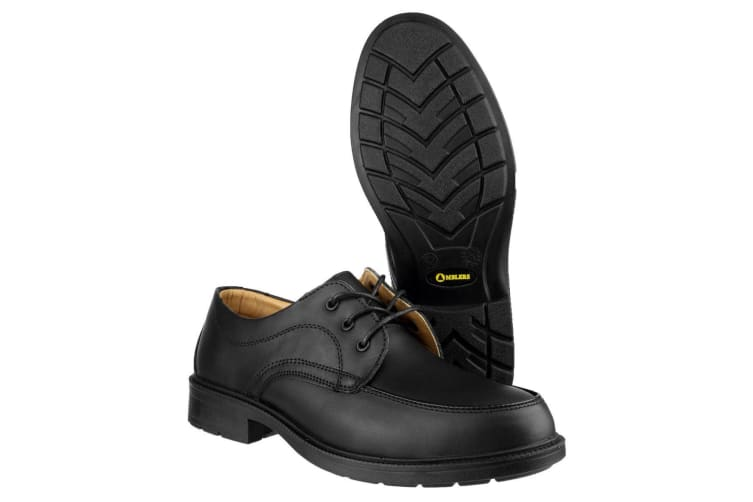 Amblers Steel FS65 Safety Gibson / Mens Shoes / Safety Shoes (Black) (12 UK)
