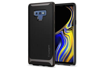 Spigen Galaxy Note 9 Neo Hybrid Case Gunmetal