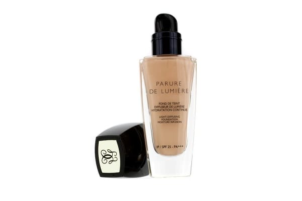 Guerlain Parure De Lumiere Light Diffusing Fluid Foundation SPF 25 - # 13 Rose Naturel (30ml/1oz)