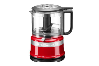 KitchenAid 3.5 Cup Mini Food Processor - Empire Red