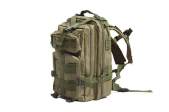 35L Hiking Camping Military Backpack GREEN