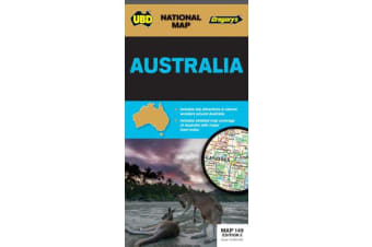 Australia Map 149 5th ed