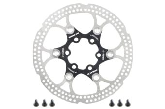 BRAKCO Extra Light Mountain Road Bike Bicycle Disc AL7005 Brake Rotor 6 bolts 140mm