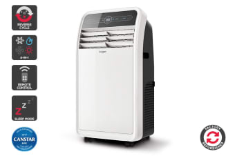 Refurbished Kogan 4.1kW Portable Air Conditioner ( 14,000 BTU, Reverse Cycle)