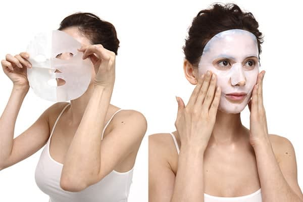 5 Pack When 'Variety' Essence Gel Masks