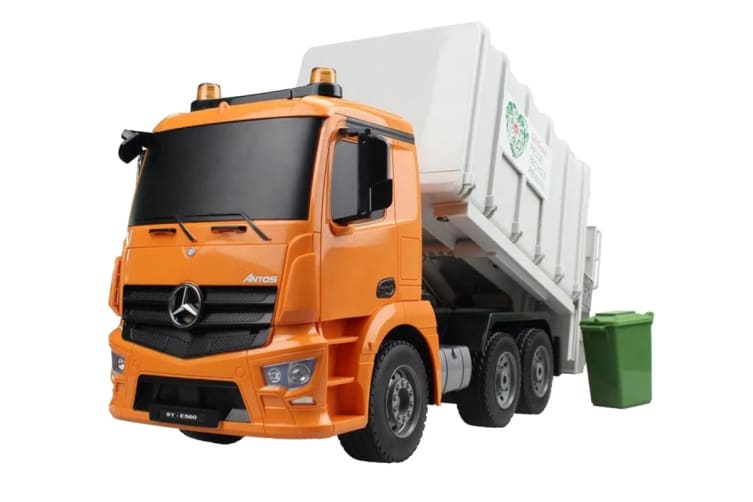Mercedes-Benz Remote Controlled Garbage Truck (E560-003)