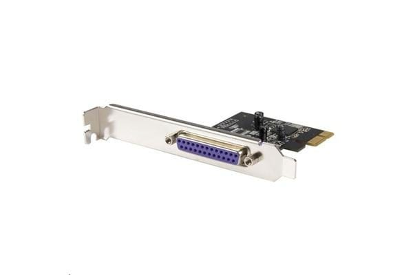 STARTECH PEX1P 1 Port PCIe DP Parallel Adapter Card