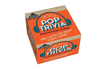Fantastic Pop Culture Trivia - Questions From Every Genre, Every Decade