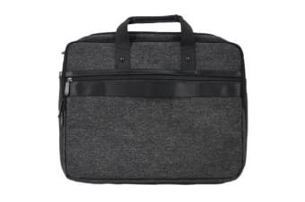 "Luckysky carry bag with shoulder strap for 13.3""-14.1"" Notebook / Laptop (Black)"