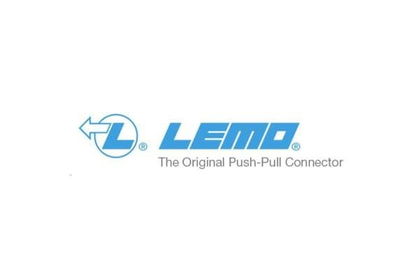 lemo Fixed socket 4 pin 2K series