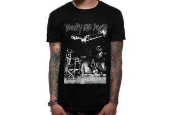 Twenty One Pilots Adults Unisex Adults Bstage Design T-Shirt (Black)