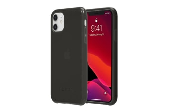 Incipio DualPro for iPhone 11 - Black/Black