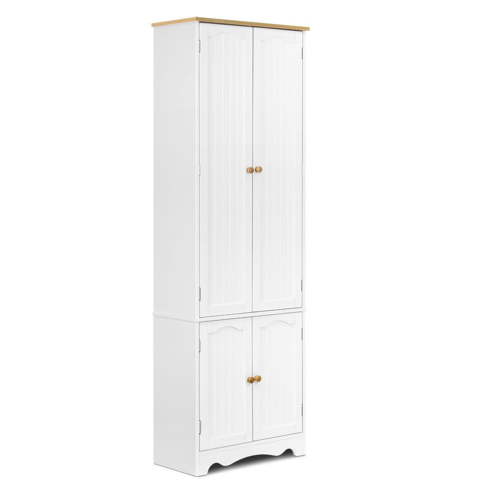 Image of 1.8m Tall Six-Tier Pantry Cupboard