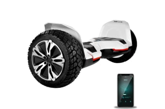 XTREME Hoverboard Scooter Off Road Electric Balancing Hover Board Skateboard C
