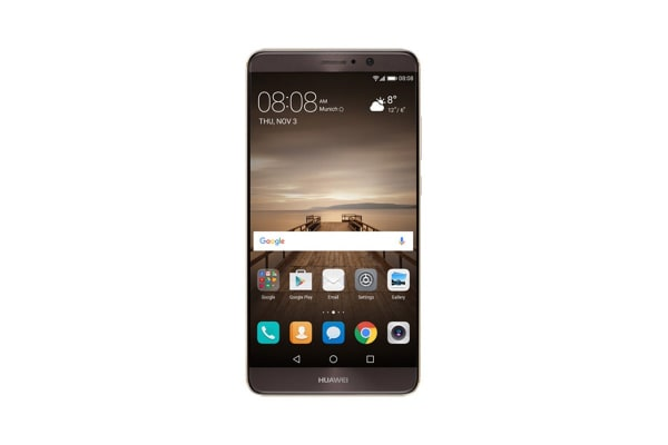 Huawei Mate 9 Dual SIM (64GB, Mocha Brown)
