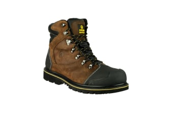 Amblers Safety FS227 Safety Boot / Mens Boots (Brown) (6 UK)