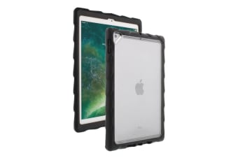 Gumdrop Cases DropTech Clear Rugged iPad 9.7 Case - Designed for: New iPad 9.7